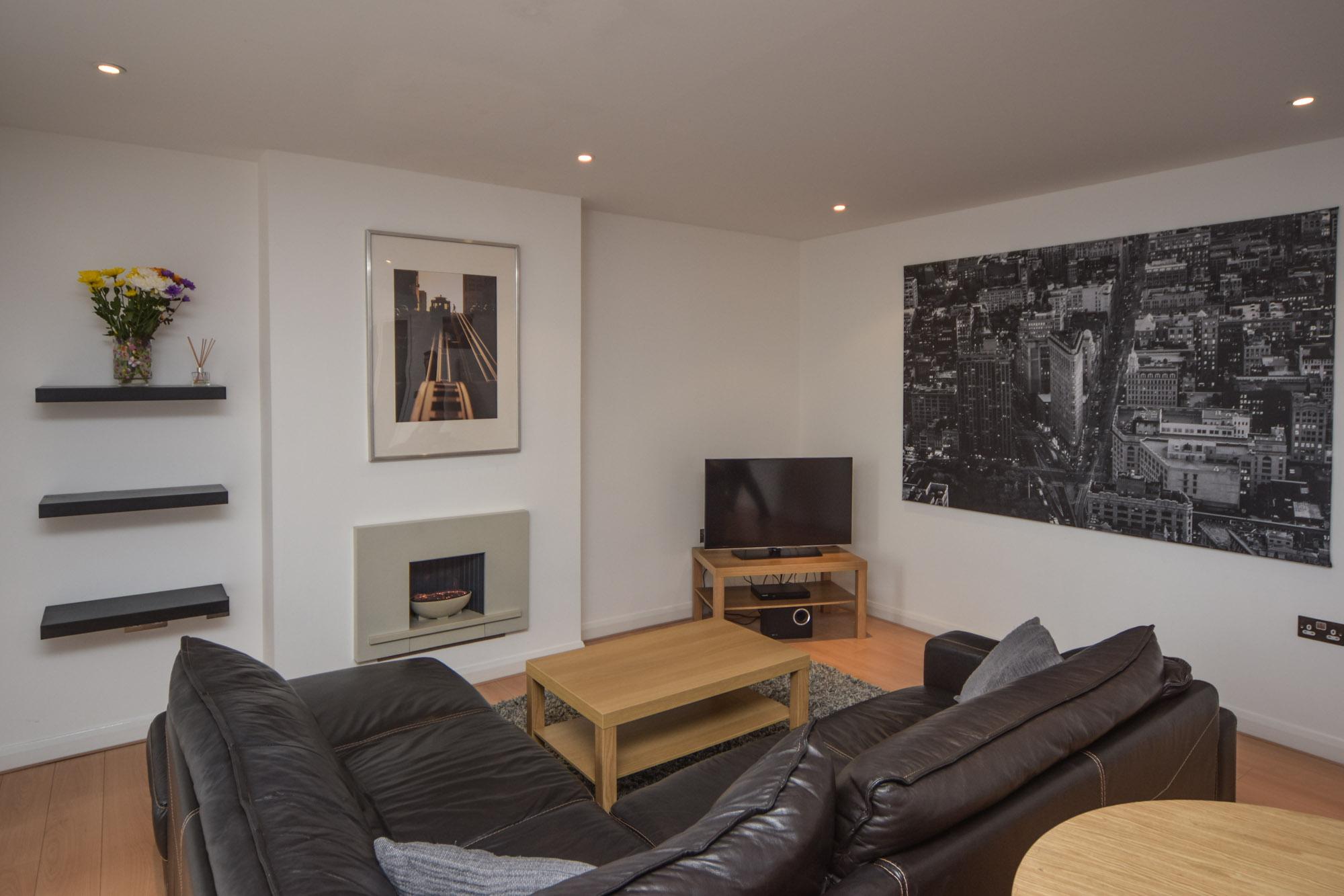 Elegant And Modern Holiday Apartments In Aberystwyth
